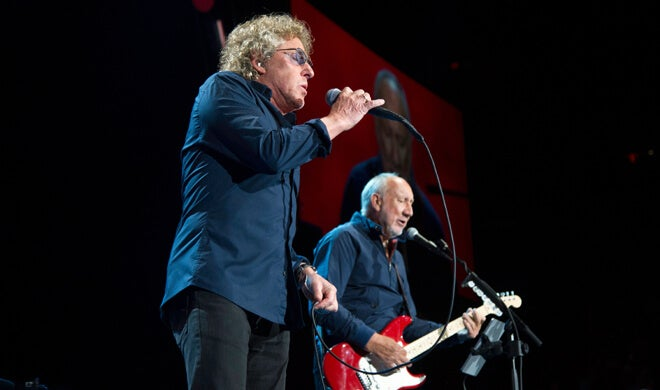 The Who with special guest Joan Jett & The Blackhearts