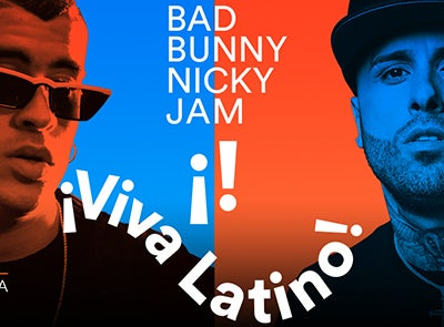 SPOTIFY'S ¡VIVA LATINO! LIVE MIAMI SHOW COMING TO AMERICANAIRLINES ARENA