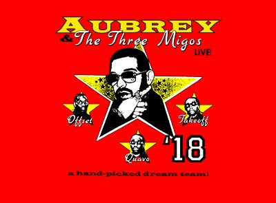 AUBREY AND THE THREE MIGOS CONCERTS POSTPONED