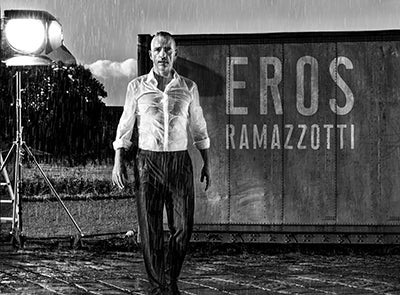 EROS RAMAZZOTTI 'VITA CE N'É WORLD TOUR' ANNOUNCES NEW DATE