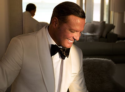 LUIS MIGUEL RETURNS TO AMERICANAIRLINES ARENA  SUNDAY, JUNE 23, 2019