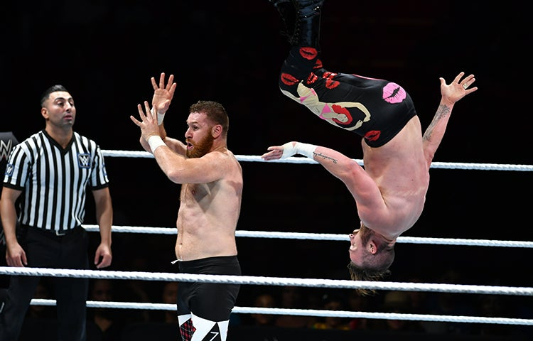 WWE Summerslam Heatwave Tour