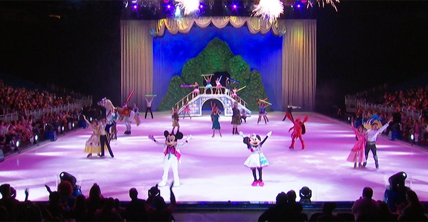 Disney On Ice Americanairlines Arena