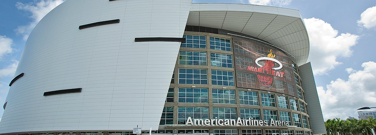 Sustainability Americanairlines Arena