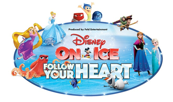 Image result for Disney On Ice: Follow Your Heart