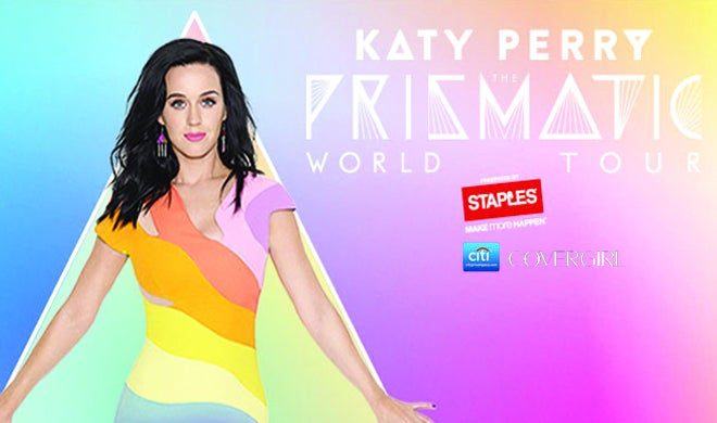 Prismatic World Tour - Katy Perry | AmericanAirlines Arena