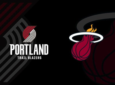 Trail Blazers vs. HEAT