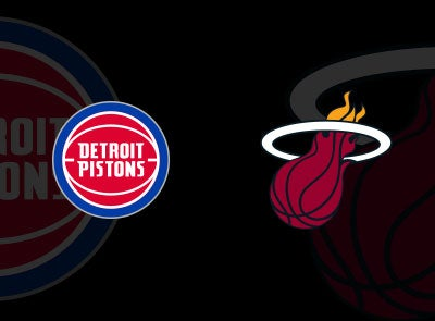 Pistons vs. HEAT