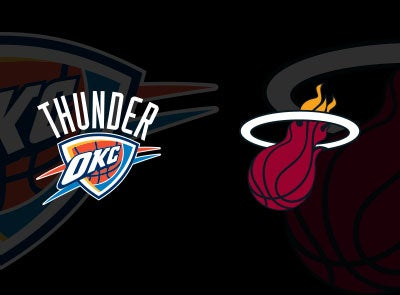 Thunder vs. HEAT