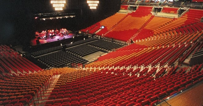 Waterfront Theatre | AmericanAirlines Arena